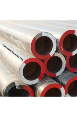 Chrome Moly Alloy Seamless Pipe